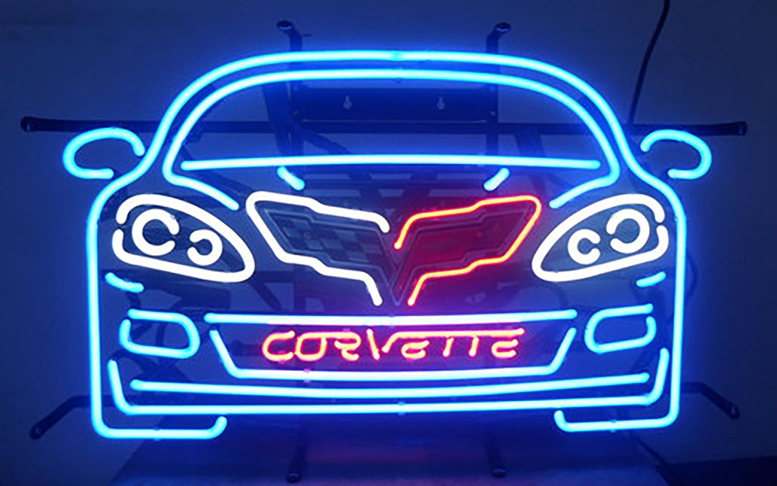Corvette C6 Neon Sign