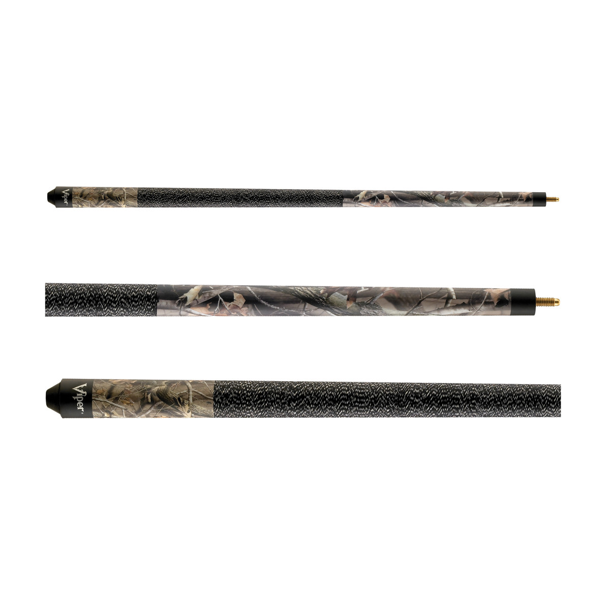 Viper Realtree Hardwoods Camo Pool Billiards Cue Stick 20 Ounces