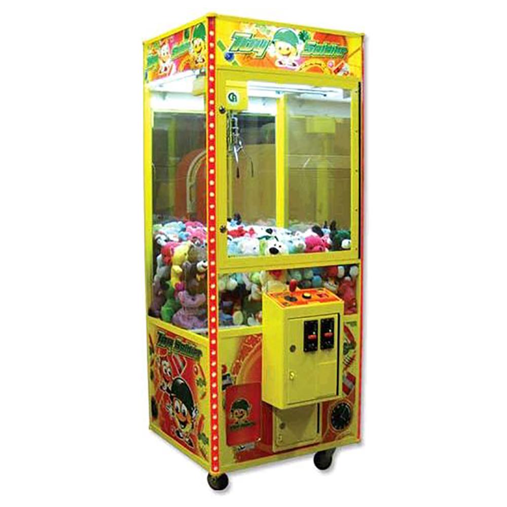 Toy Soldier Plush Crane Claw Machine | Game Room Guys