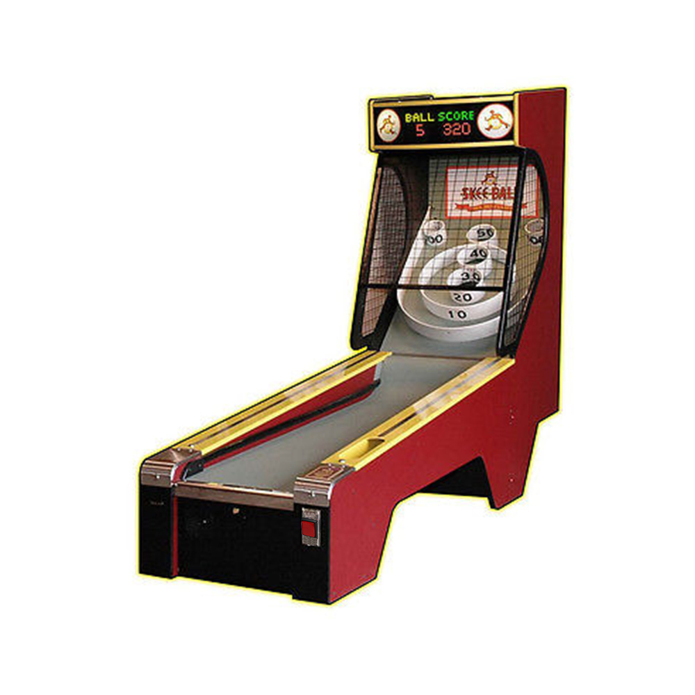 Skee ball games in Metro Detroit | Game Room Guys